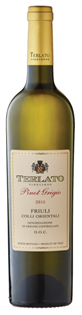 Terlato Vineyards Pinot Grigio 2015 750ml
